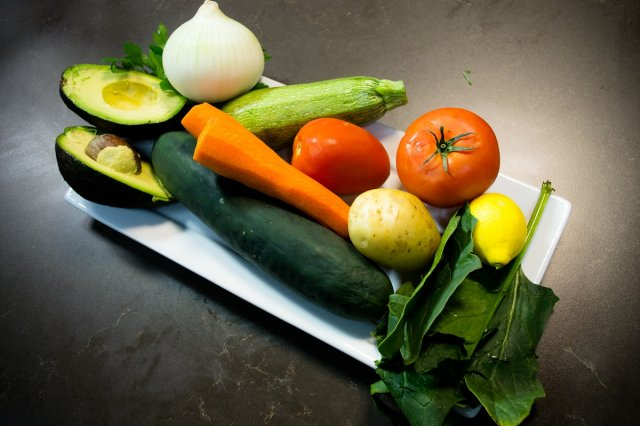 Recipe of How to include vegetables in your children's diet