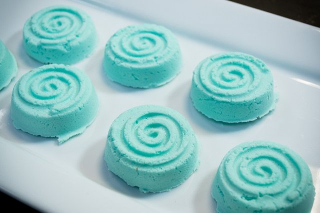 Recipe of How to make soap bars to clean clothes