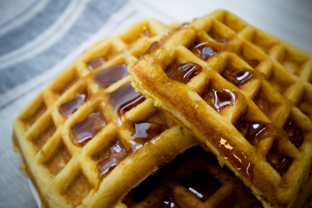 Recipe of How to make waffles at home
