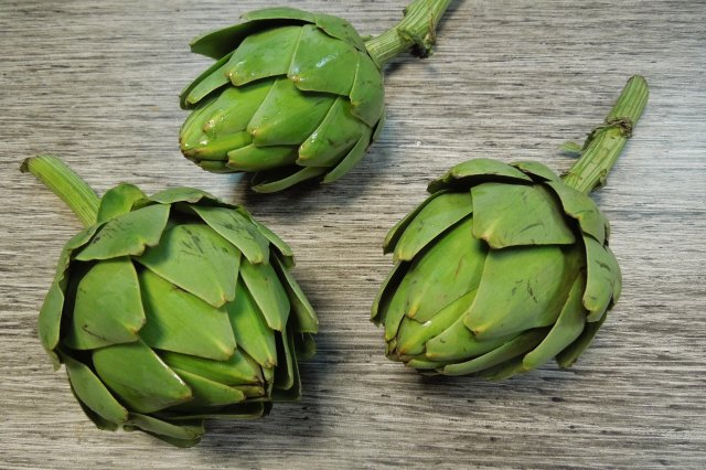 Recipe of How to prepare artichoke easily