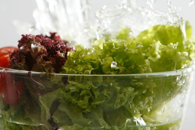 Recipe of How to revive a lettuce