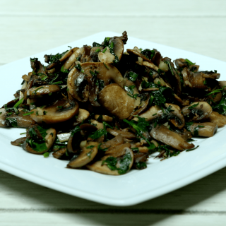 How to prepare perfect mushrooms