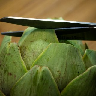 How to cook steam artichoke