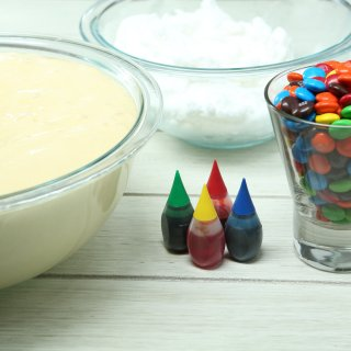 How to decorate a children's cake