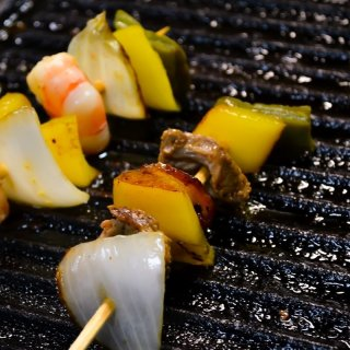 How to cook different ingredients on the grill