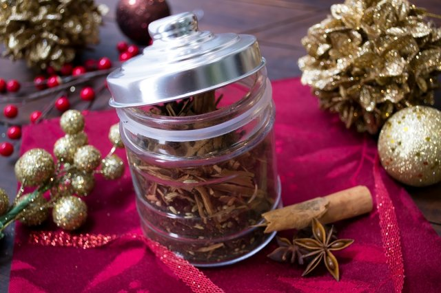 Recipe of How to make Te Chai to give as a gift