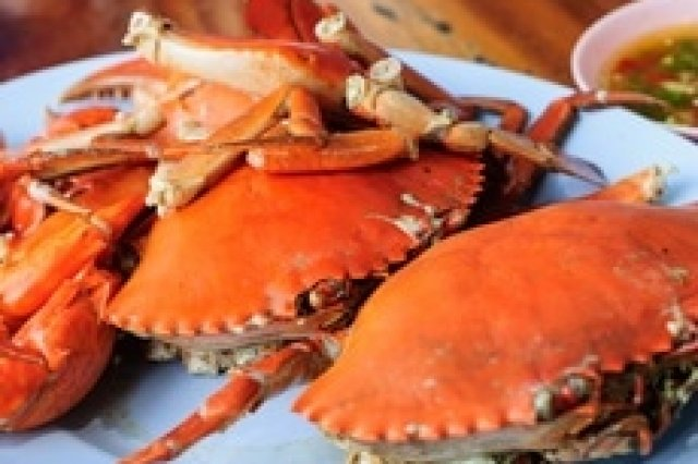 Recipe of How to remove the pulp from a crab